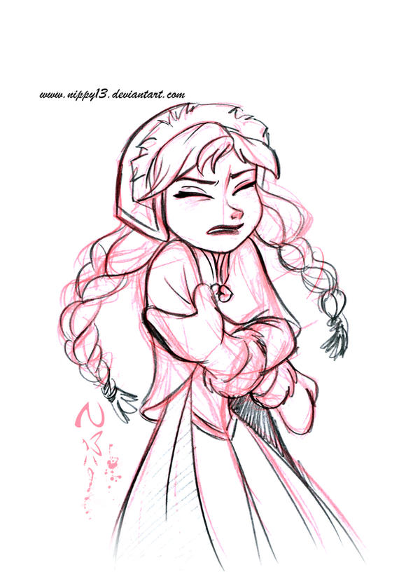 Disney's Frozen - Anna...