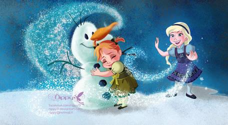 Frozen - A Special Bond