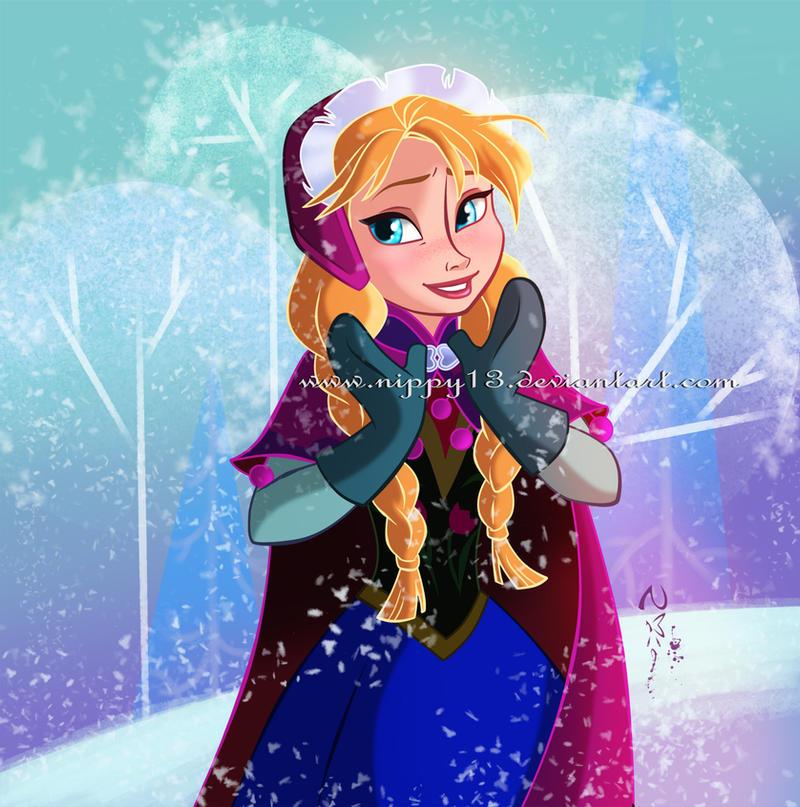 Anna by Nippy13