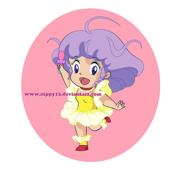 Creamy Mami Chibi by Nippy13
