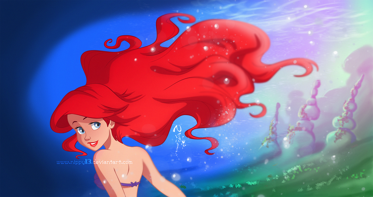 Ariel Summer 2014 by Nippy13