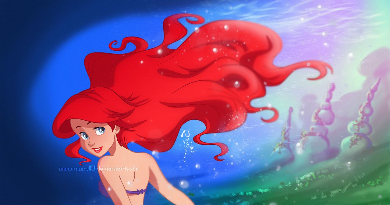 Ariel Summer 2014 by Nippy13