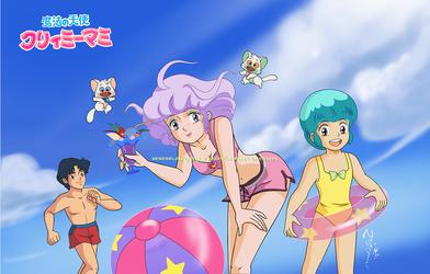 Creamy Mami-A Summer Dream by Nippy13