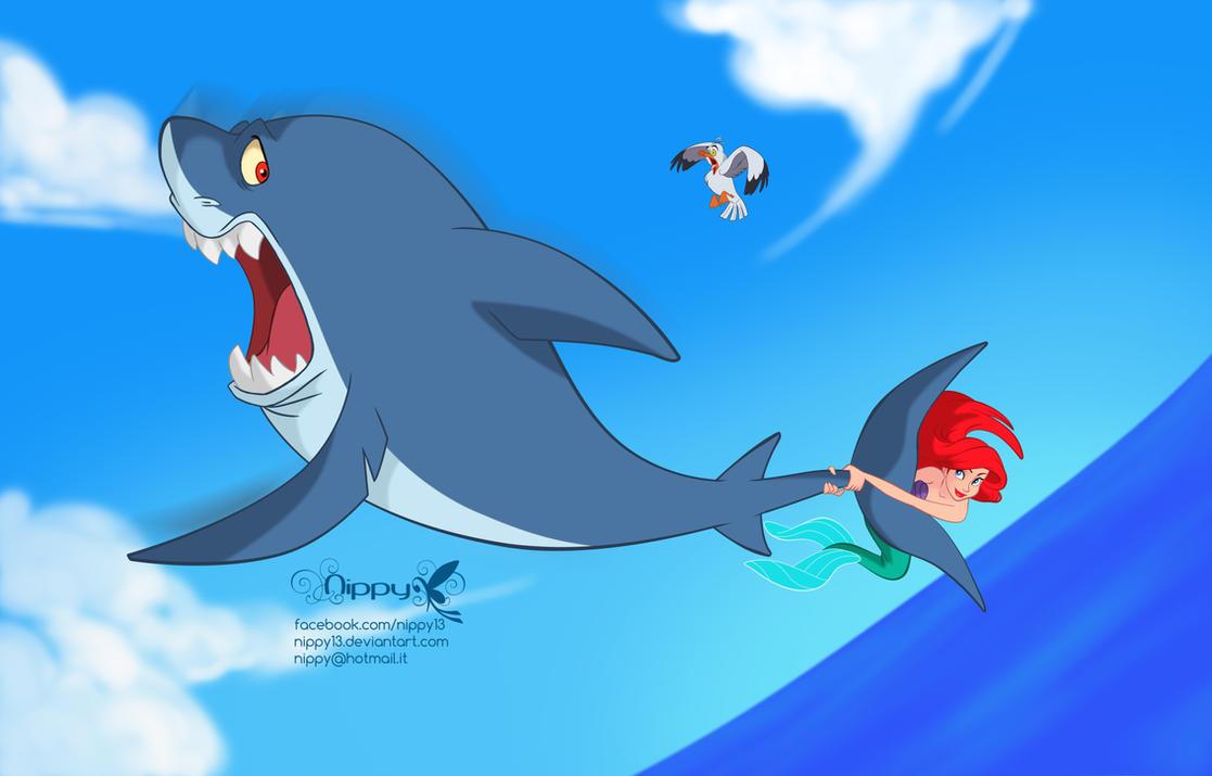 Super Ariel by Nippy13