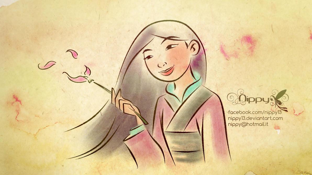 Mulan tribute by Nippy13