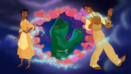 Tiana Naveen by Nippy13