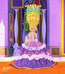 Rapunzel Baroque