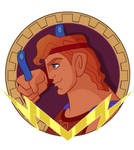 Hercules Limited Edition Pin
