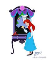 Mirror Princess-Ariel by Nippy13
