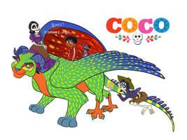 Coco by Nippy13