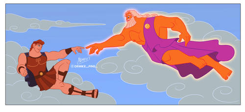The creation of Herc