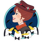 Mary Poppins by Nippy13