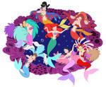 Ariel Sisters alternate version