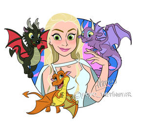 Raps Dragons3 by Nippy13