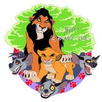 Simba Scar2 by Nippy13