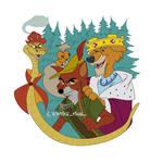Robin Hood2 by Nippy13