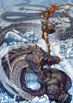 Valkiry versus Jormungandr