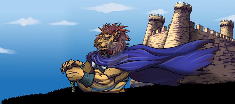 Deviantart Lion Warrior: Lion Warrior By XxFenrierxX On DeviantArt