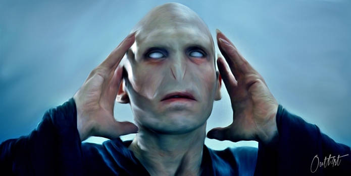 Voldemort April Painting - Outl4st