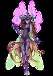 Eldarya Elyroze: Kha'Zix cosplay by OUTL4ST