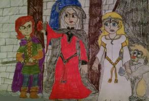 The Black Cauldron: What Happens Next? by Sparrow12592