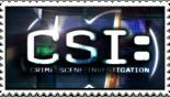 CSI: Vegas Stamp