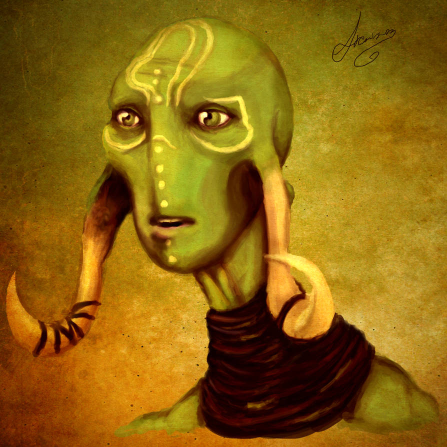 Sola the Thark by Animangagurl