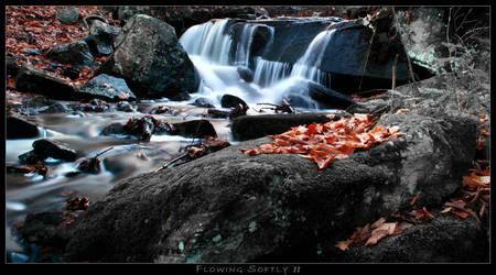 Flowing Softly II by jeh-ssiah