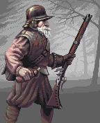Dwarf Musketeer by Xamlllew