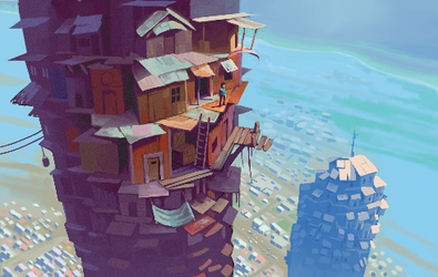 Slum Tower