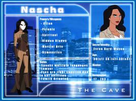 The Cave App | Nascha