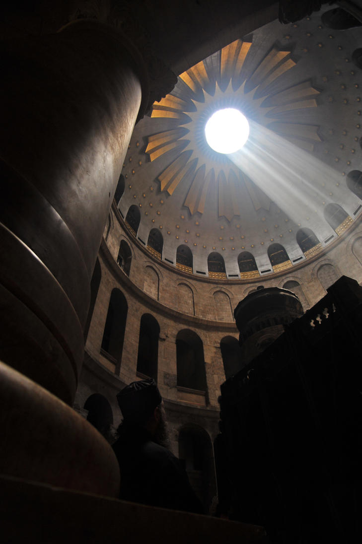 Church of the Holy Sepulcher by fourthwall