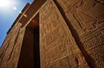 Hieroglyphs, Philae Temple