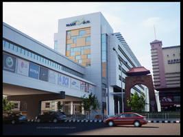 Pasar Jaya Jakarta by koyamenz