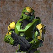 Nitrous: Halo Fan Character by NitroactiveStudios