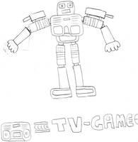 Consle Wars - Color TV Game by NitroactiveStudios