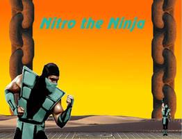 Nitro The Ninja by NitroactiveStudios