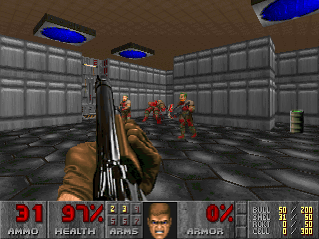 Nitro's Doom Screenshot 1 by NitroactiveStudios