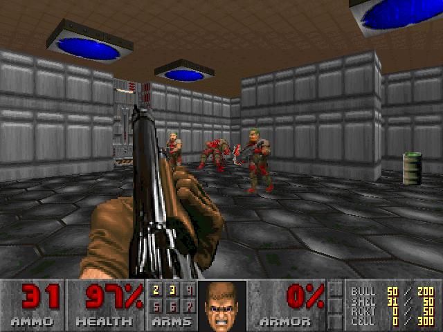 Nitro's Doom Screenshot 1 by NitroactiveStudios
