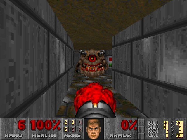 Nitro's Doom Screenshot 3 by NitroactiveStudios