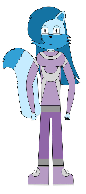 Luna Shaw The Fox