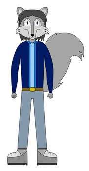 Timothy Taylor The Wolf