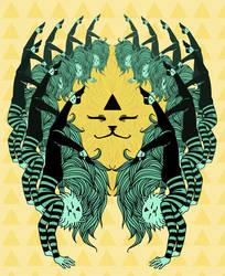 Cat Boyz II Cat Men by friendbeast