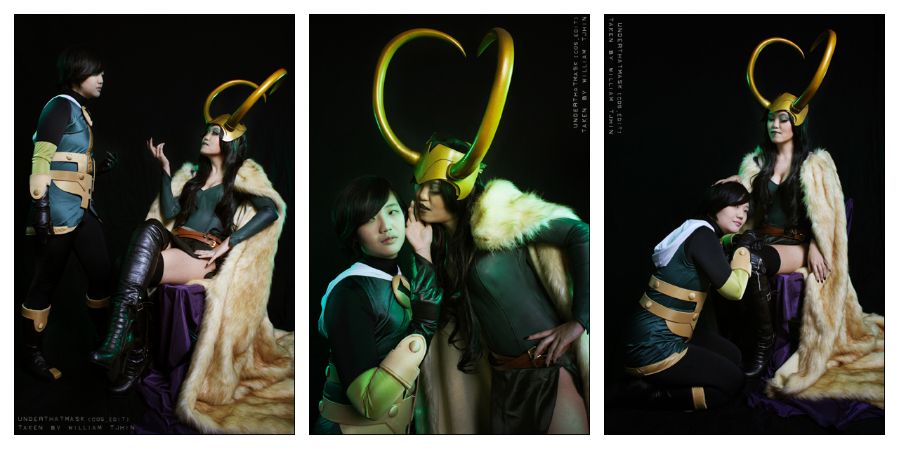 ... JiM Kid Loki Lady of the Night by underthatmask  sc 1 st  underthatmask - DeviantArt & JiM Kid Loki: Lady of the Night by underthatmask on DeviantArt