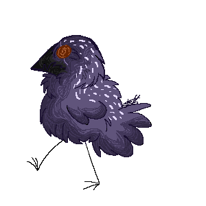 CLOSED)Porpl Birb adopt by OverLord-Adopts