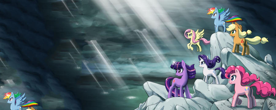 android mane 6 wallpaper - photo #30