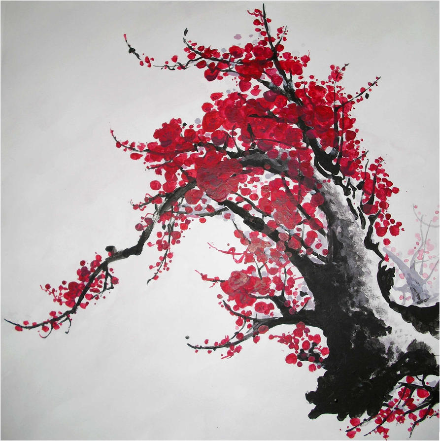 chinese tree by sagafreestyle on deviantART