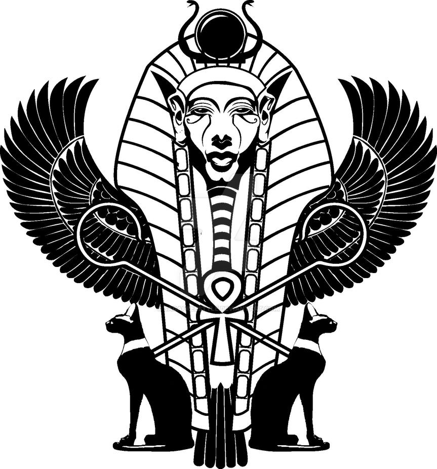 Akhenaton By Sagafreestyle On DeviantArt