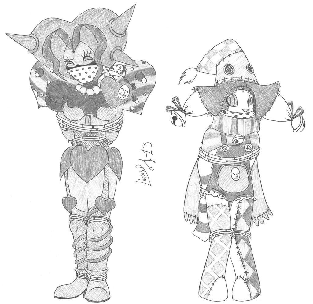 Zyuden Sentai Kyoryuger - Candelira + Luckyuro by Limpurtikles