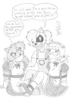 Failed Furry Maids by Limpurtikles